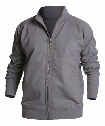 Blaklader 3349 Sweatshirt Full Zip (Grey)